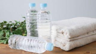 お風呂で暇なら水分補給