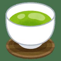 落ち着いた環境で飲む日本茶