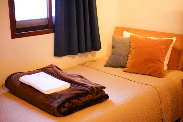 民泊として提供するためのお部屋