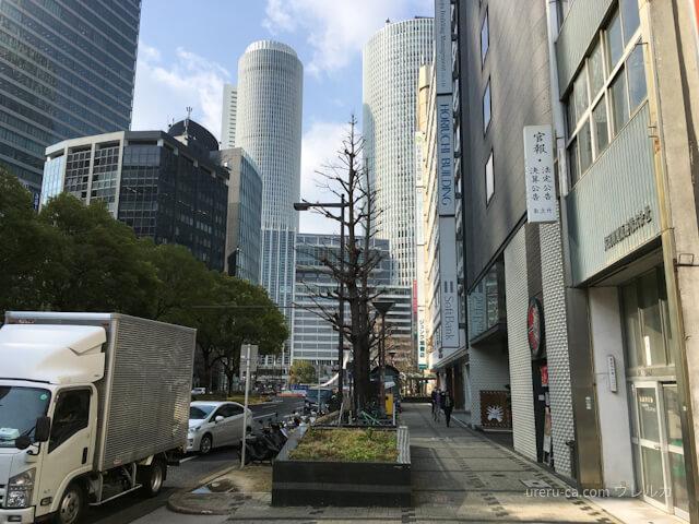 ゴリラクリニック名古屋駅前院は名古屋駅から近い