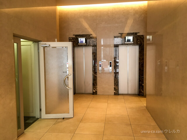 ゴリラクリニック京都烏丸院へ行くためにはエレベーターが便利