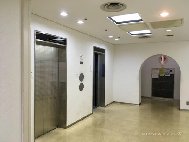 ゴリラクリニック神戸三宮院のトイレは院外